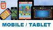 Мобильные телефоны и планшеты